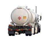 Crude oil transport — Stock Photo