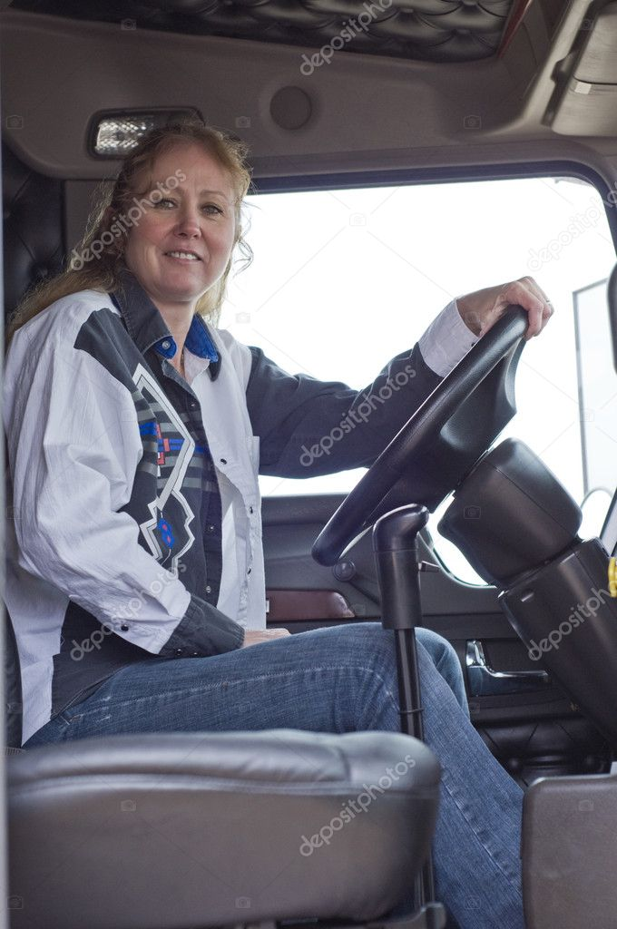 female truck drivers looking for love