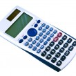 Algebra Calculator — Stock Photo