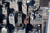 New York City Rooftops — Stock Photo