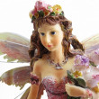Stock Photo: Fairy figurine