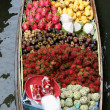 Floating market in thailand - Photo