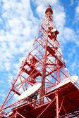 TV-tower — Stock Photo