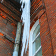 Stock Photo: Icicle