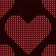 Royalty-Free Stock Vektorfiler: Seamless Valentine\'s day
