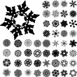 Ornaments — Image vectorielle