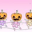 Royalty-Free Stock Vector Image: 3 Spooky Ballerinas