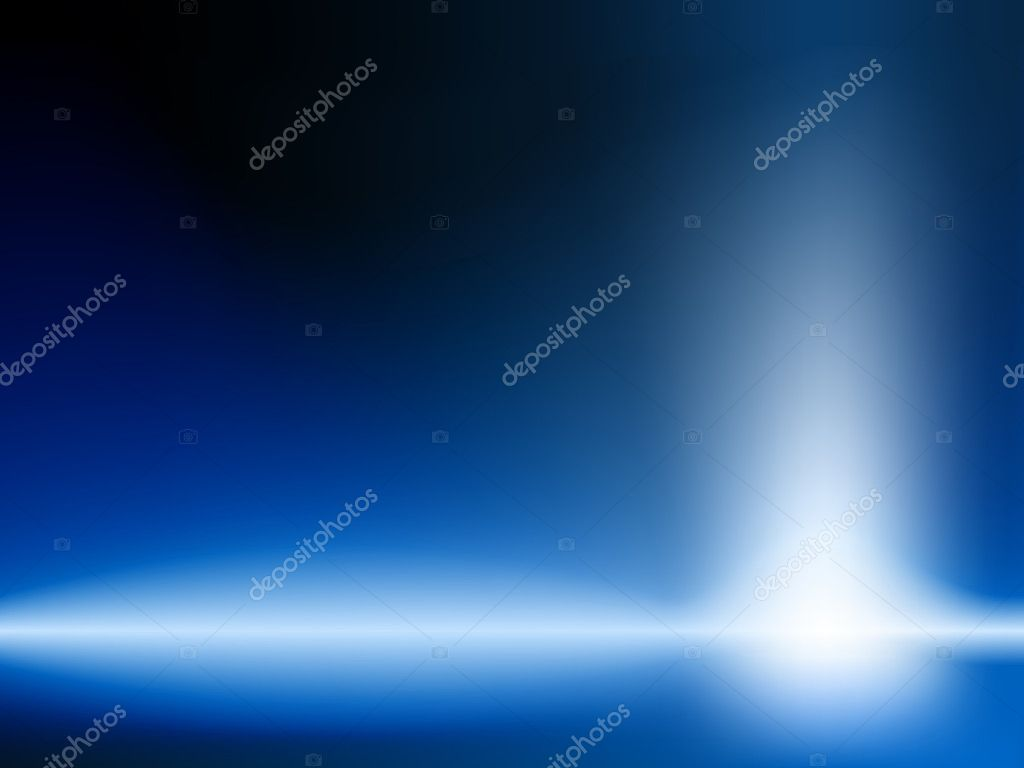 Shiny Blue Background. Editable Vector Image — Stock Vector #2639596