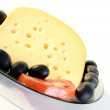 Roquefort cheese — Stock Photo #2000480