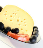 Roquefort cheese — Stock Photo