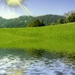 Landscape view — Stock Photo