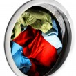Clothes in laundry — Stock Photo #2380168