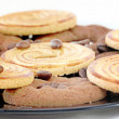 Sweets cookies — Stock Photo