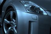Auto-leuchte — Stockfoto