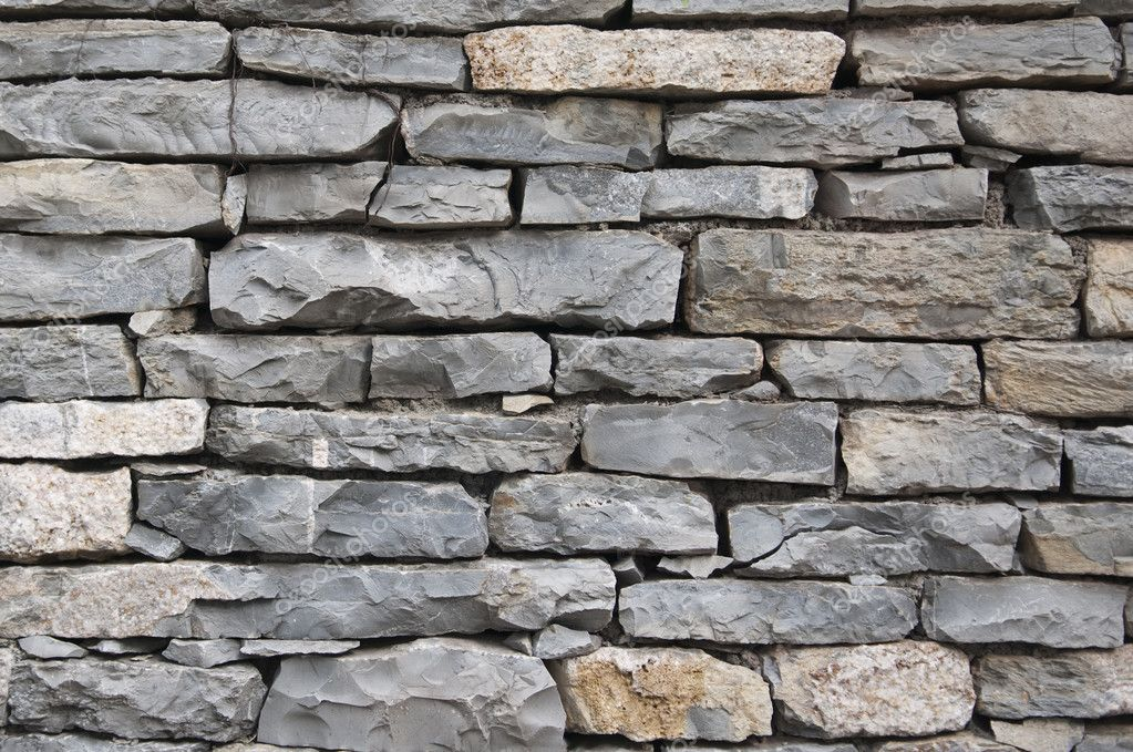 Steinwand — Stockfoto © wnights #2367334