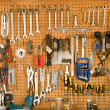 Hanging Tools — Stock Photo #2113852