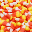 Perfect Candy Corn Background - Stock Photo