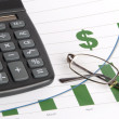 Stock Photo: Financial Growth Concept