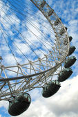 Millennium Wheel — Stock Photo