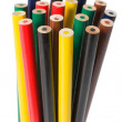 colored pencils — Stock Photo #2613898