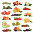 Royalty-Free Stock Photo: Fruit Collection