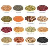 Pulses Collection with Titles — Stock Photo
