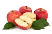 Gala Apples — Stock Photo