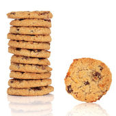 Flapjack Cookies — Stock Photo