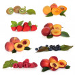 Soft Fruit Collection — Stock Photo #1990131