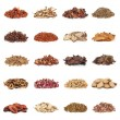 Chinese Medicinal Herbs - Stock Photo