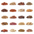 Stock Photo: Chinese Medicinal Herbs