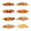 Japanese Rice Cracker Selection — Lizenzfreies Foto