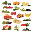 Fruit Collection - Stock Photo