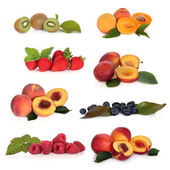 Soft Fruit Collection — Stock Photo