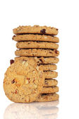 Muesli Cookies — Stock Photo