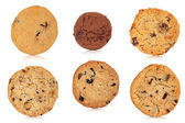 Cookie Collection — Stock Photo