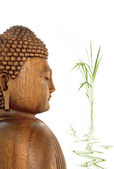 Buddha Contemplation — Stock Photo