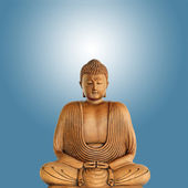 Buddha Enlightenment — Stock Photo