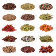 Royalty-Free Stock Photo: Spice and Herb Collection