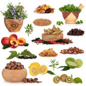 Super Food Collection — Stock Photo