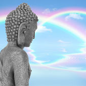 Buddha Meditation — Stock Photo