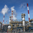 Oil refinery plant — Stock Photo #1984135