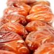 Royalty-Free Stock Photo: Dried date isolated