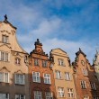 Old town Gdansk Poland — Stock Photo