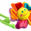 Smile flower toy — Stock Photo #2001653