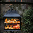 Amber stall in old city Gdansk, Poland — Foto Stock