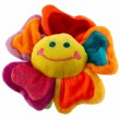 Happy flower toy — Stock Photo #2013127