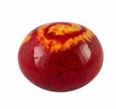 Pottery ball isolated — Stock Photo