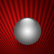 Shinning sphere, pearl — Stock Photo #2028935