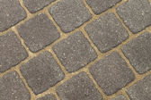 Kopfsteinpflaster Textur — Stockfoto